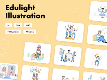 Edulight-illustrations