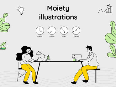 Moiety-illustrations