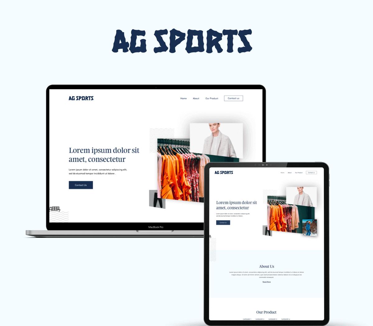 AG Sports