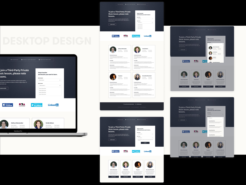 FMS Desktop | Design and development by wow.design