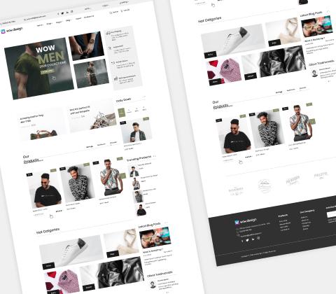 Fashion E-commerce 1 Cover