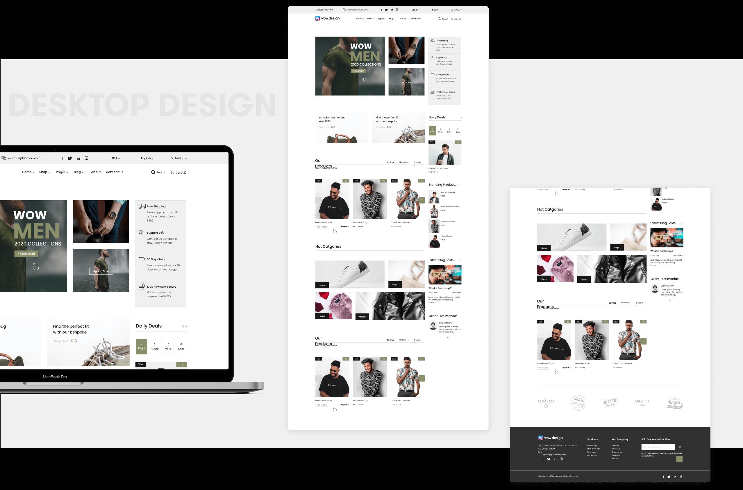 Fashion E-commerce 1