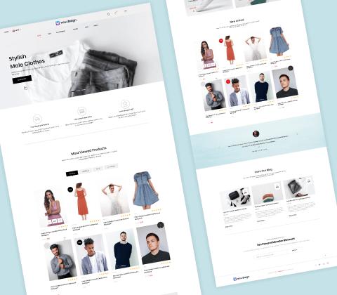 Fashion E-commerce 2 Cover