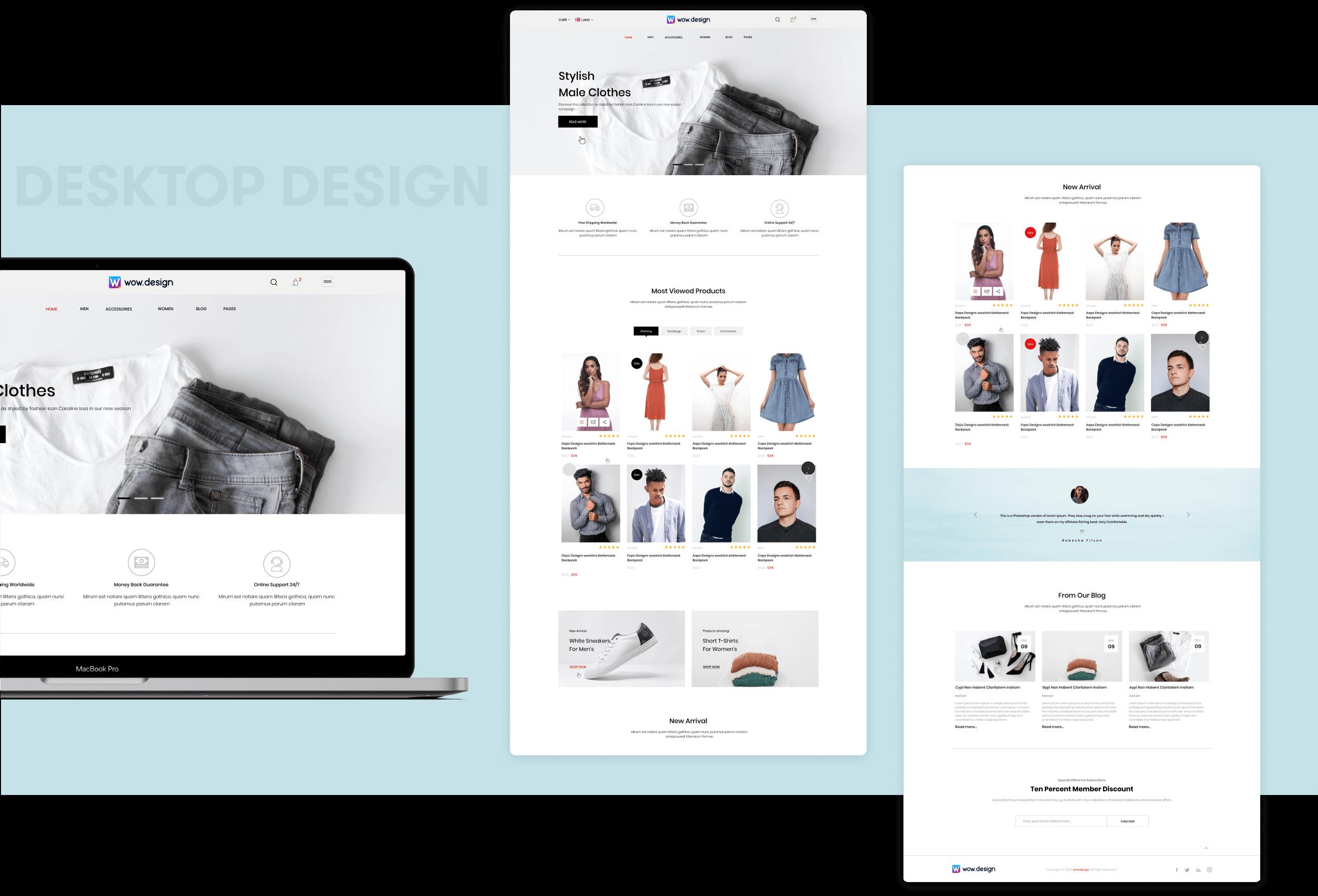 Fashion E-commerce 2