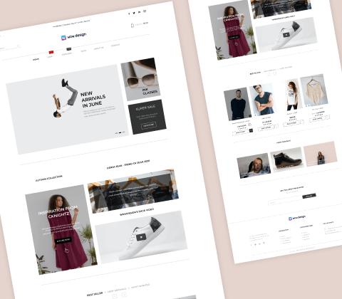 Fashion E-commerce 3 Cover