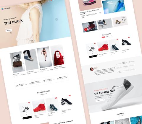 Fashion E-commerce 4 Cover