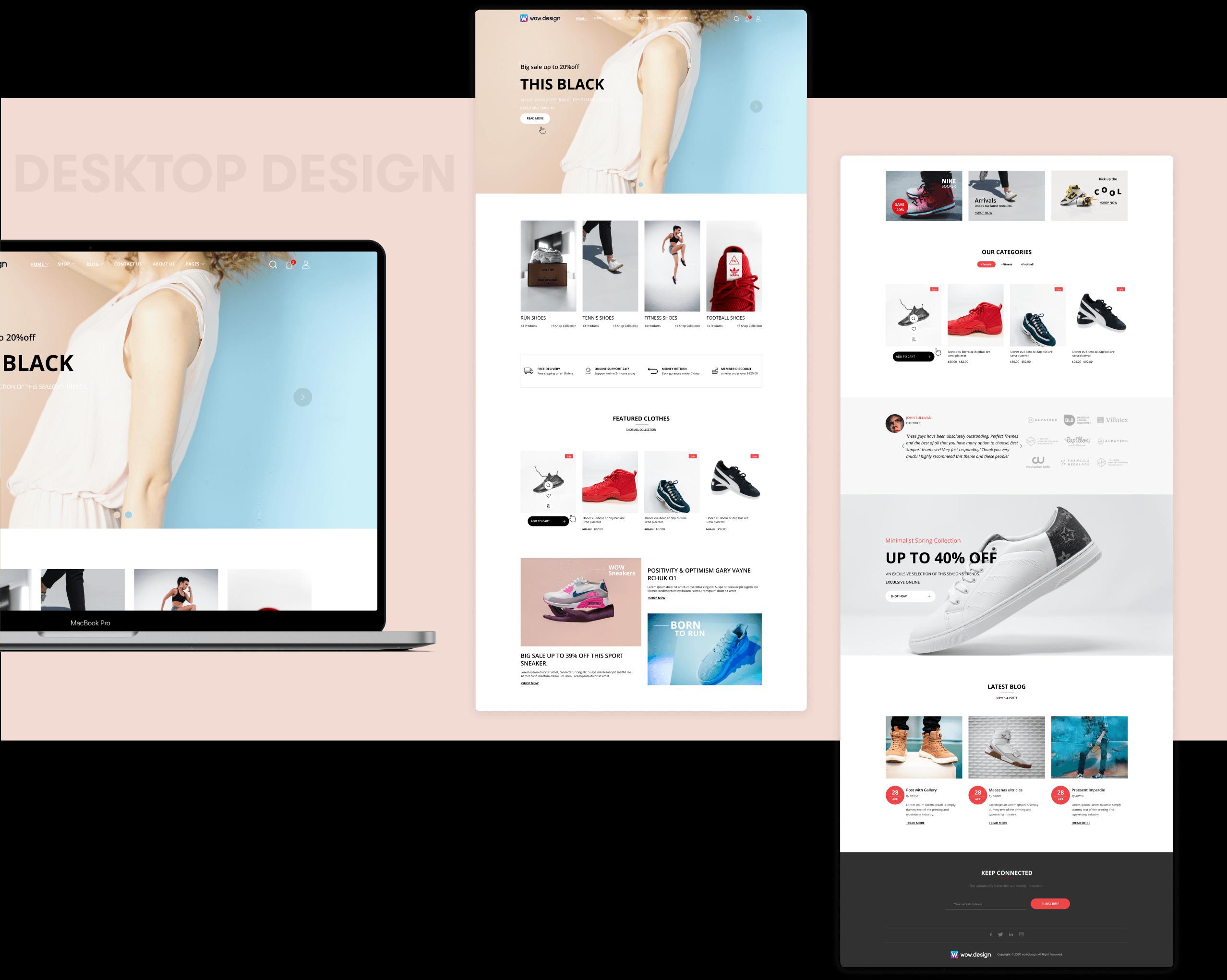 Fashion E-commerce 4