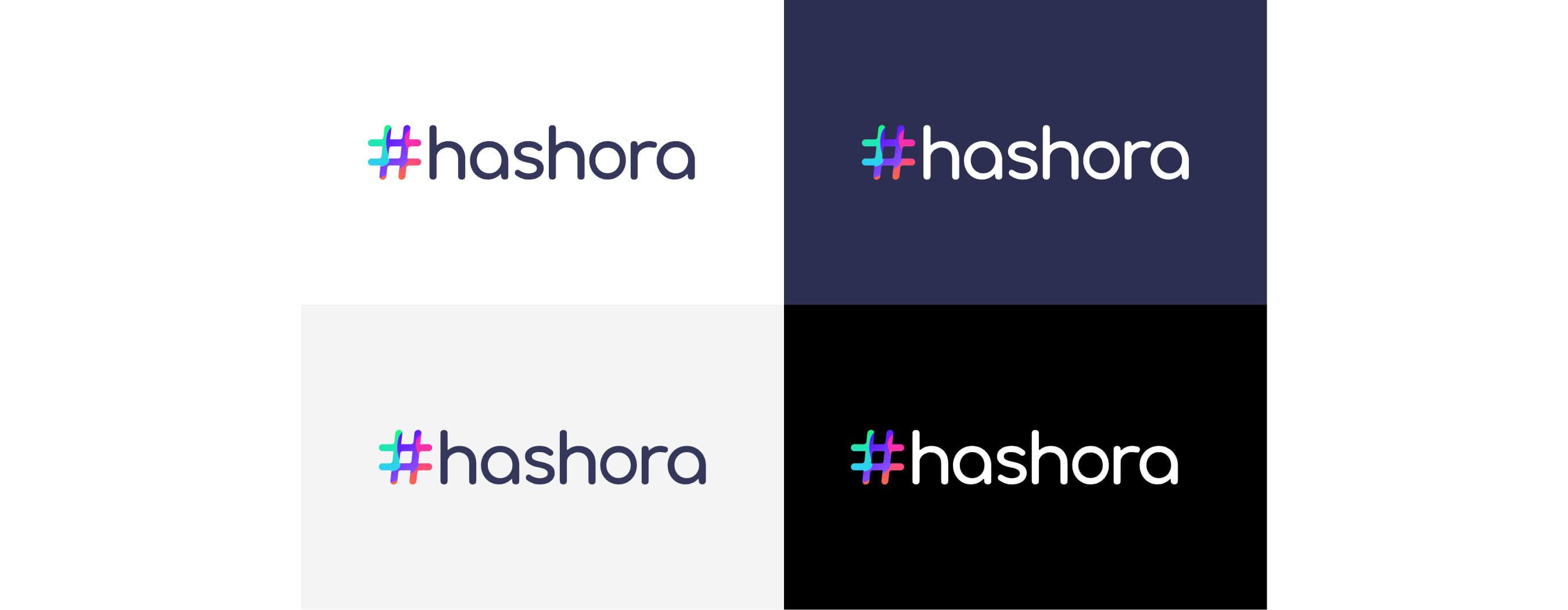 Hashora Logo Design by wow.design