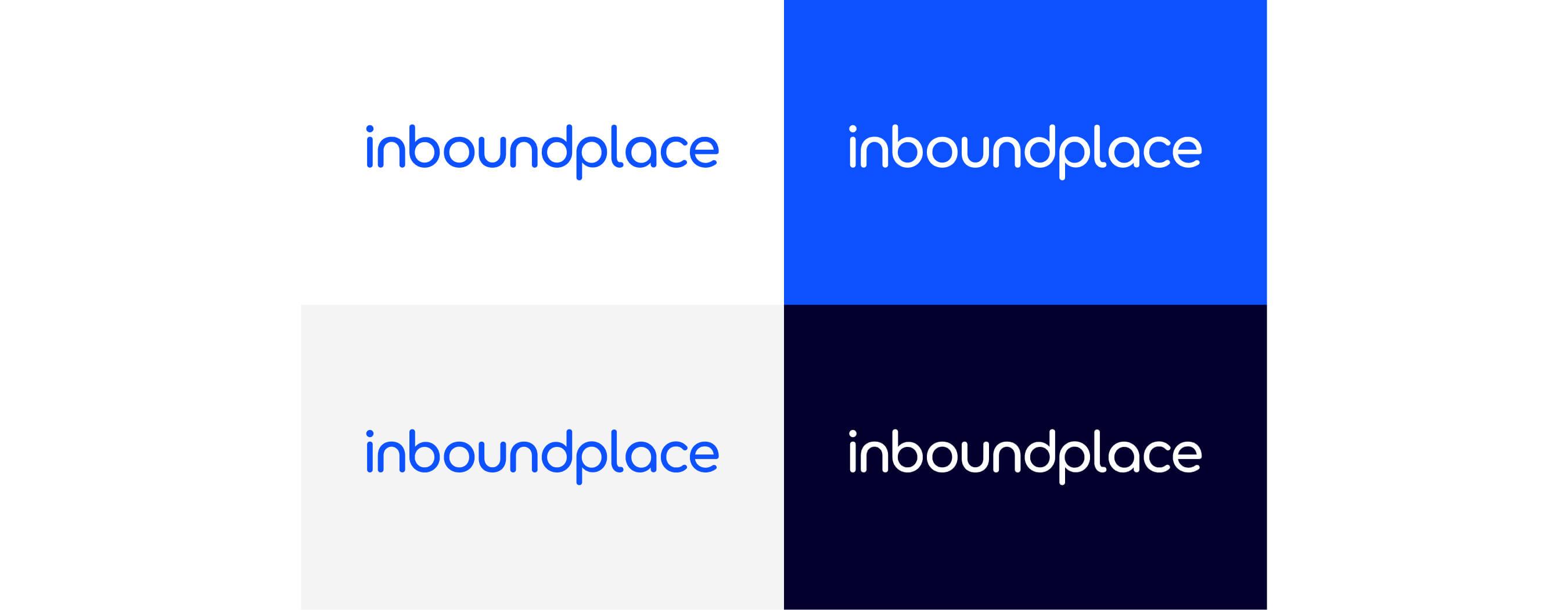 Inboundplace Logo Design by wow.design