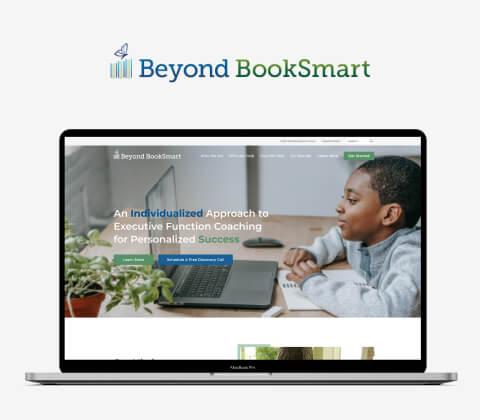 Beyond Booksmart  Hubspot Website Design and Development