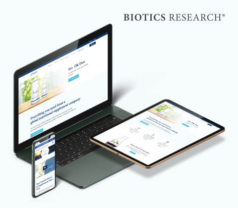 Biotic and Research Hubspot Website Design and Development