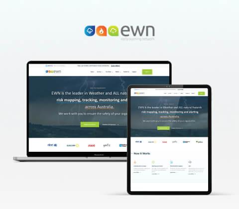 EWN Hubspot Website Design and Development