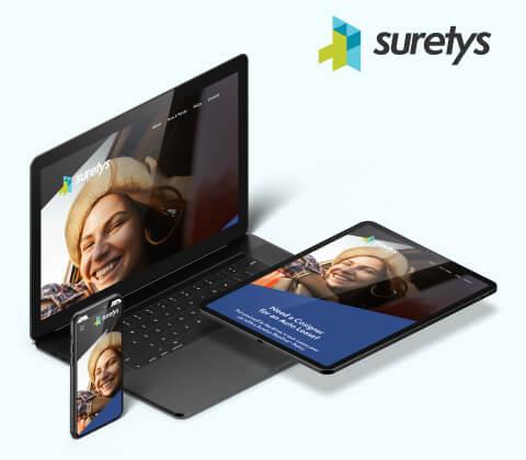 Surteys Hubspot Website Design and Development