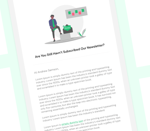 Simple Announcement Email-1