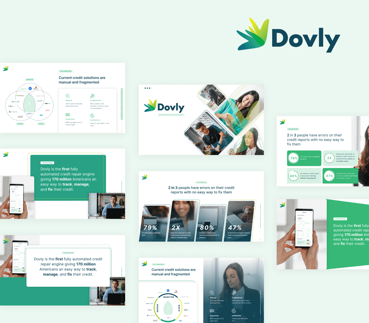 Slide Deck - Cover Dovly