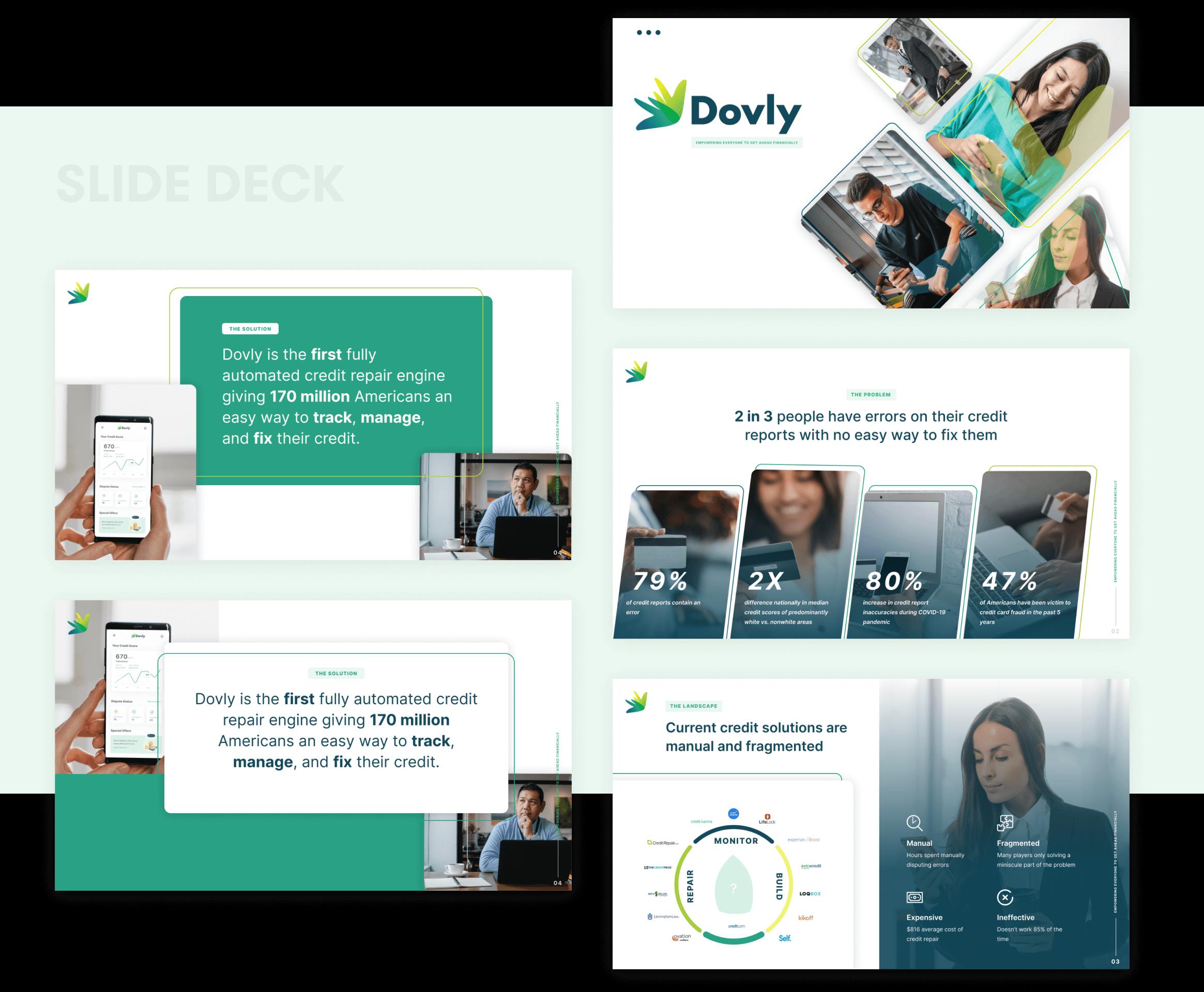 Slide Deck - Dovly
