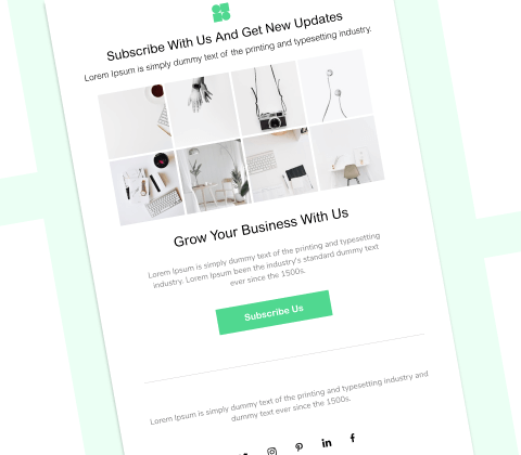 Subscribe Newsletter-1