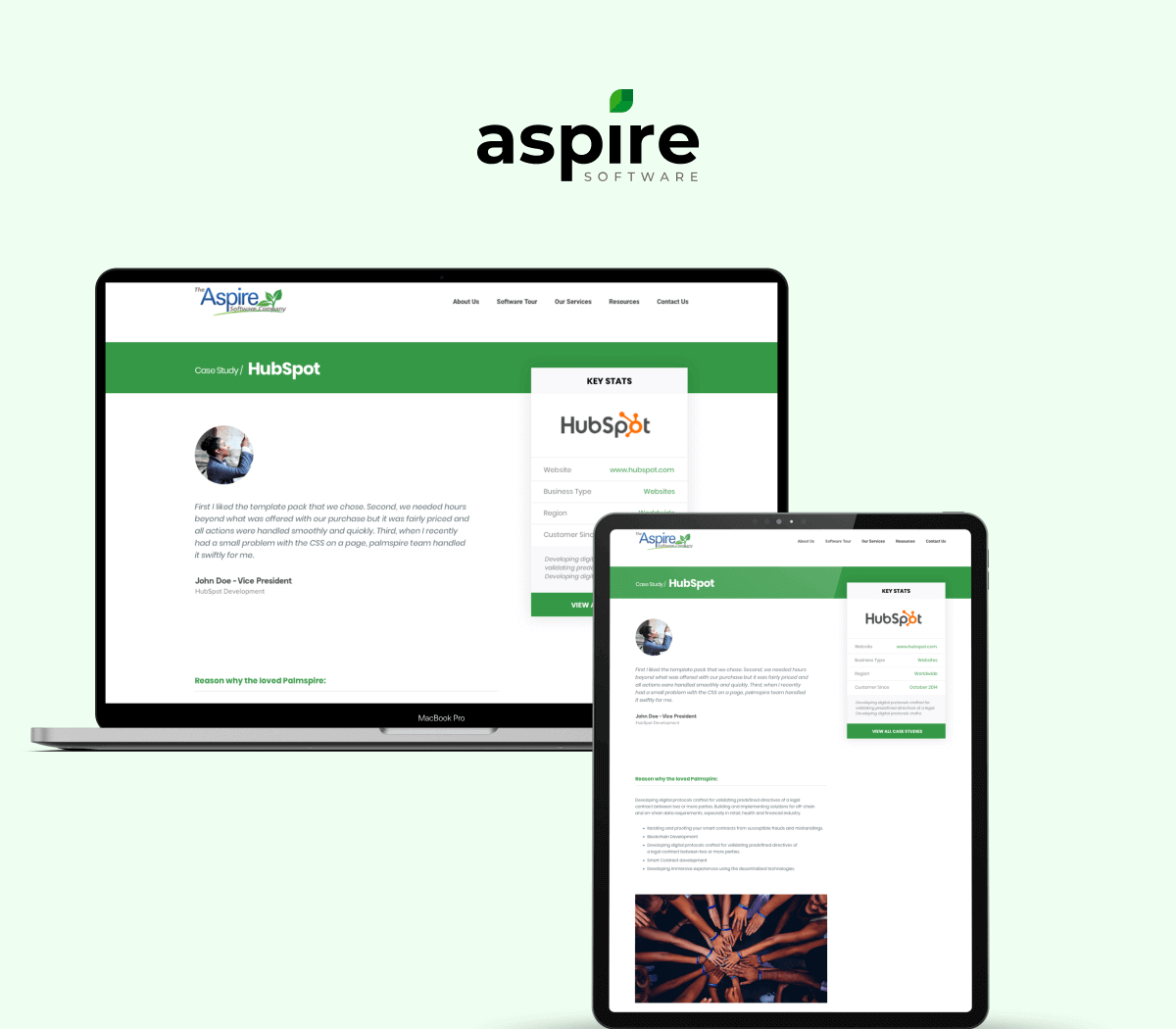 The Aspire