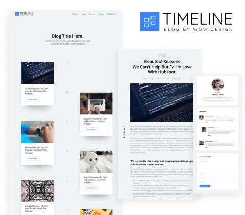 Timeline Blog Cover