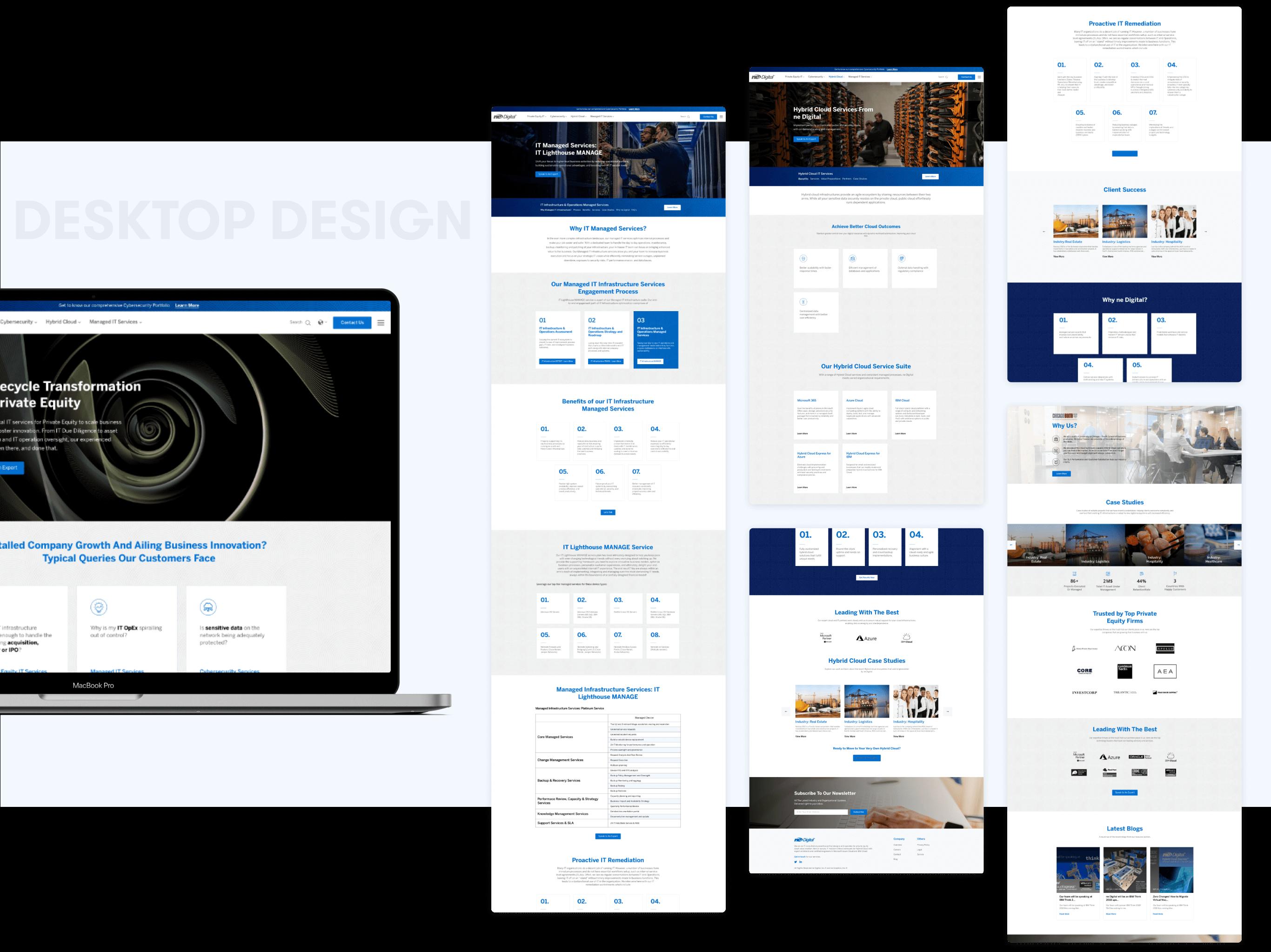 neDigital | Design and Development by wow.design